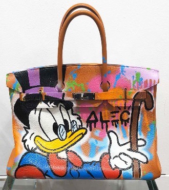 Uncle Scrooge Birkin Bag -